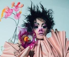 Los astros y Björk nos han revelado la portada y la fecha de lanzamiento de 'Utopia'
