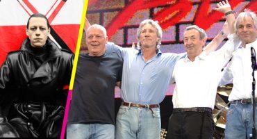 La historia de cómo Bob Geldof fue el único que logró reunir a Pink Floyd