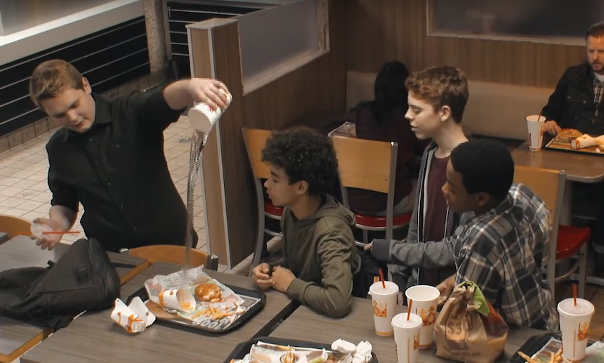 Burger King y su video sobre el bullying