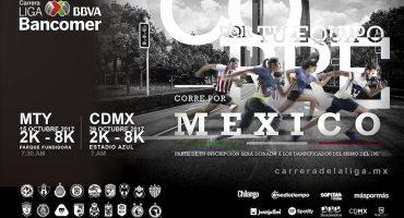 Sopitas.com te invita a la Carrera Liga MX en la Ciudad de México