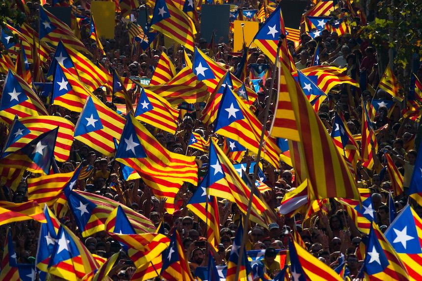 Cataluña avala declaración de su independencia