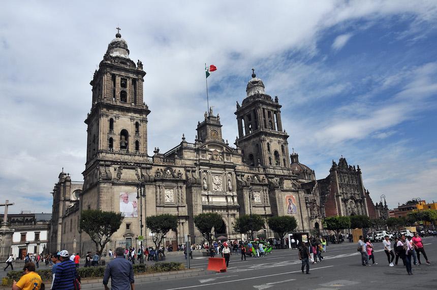 ¿La Catedral Metropolitana fue tomada por el Ejército?