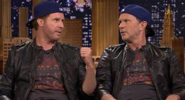 Chad Smith y Will Ferrell: Cuando los 'hermanos' se aventaron un duelo de batería