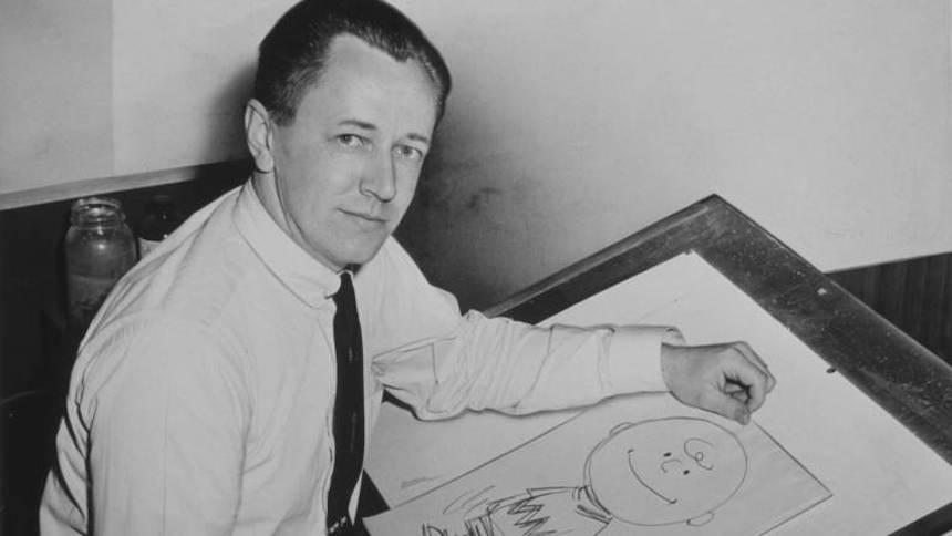 Charles Schulz, el creador de Charlie Brown