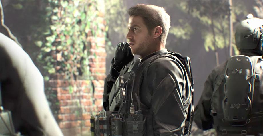 Chris Redfield regresa en el tráiler del DLC de Resident Evil 7