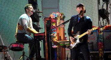 ¡Coldplay estrenará canción en el concierto Estamos Unidos Mexicanos!
