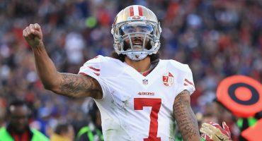 ¡Boom! Colin Kaepernick demanda a la NFL por