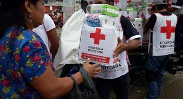 El INE prohíbe difusión de spots de la Cruz Roja pautados por el PAN y PRD