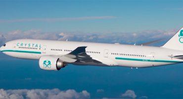 Súbete al avión más costoso del mundo
