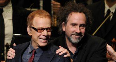 Las mejores 8 colaboraciones entre Danny Elfman y Tim Burton