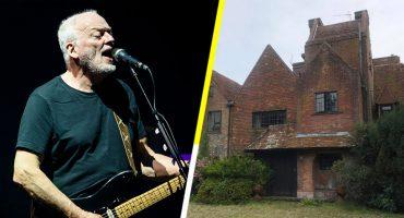 Conoce la tenebrosa mansión abandonada de David Gilmour 
