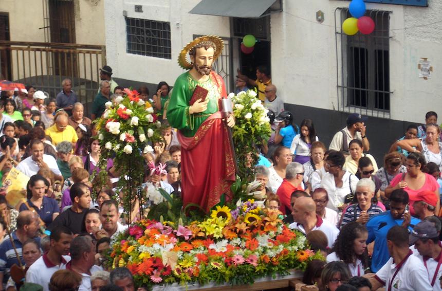 Desfile Patronal de Judas Tadeo
