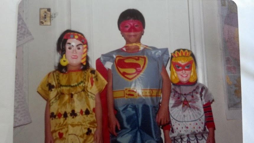 Disfraces feos para niños