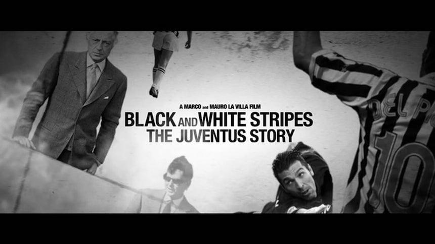 Llevar la historia de manera romántica: la primicia del documental de la Juventus