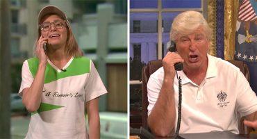 Donald Trump ataca de nuevo: Alec Baldwin regresa a SNL