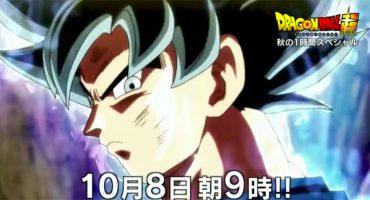 Goku se hará más poderoso en el especial de Dragon Ball Super