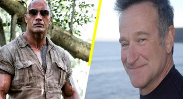 Dwayne Johnson habla de su homenaje a Robin Williams en Jumanji
