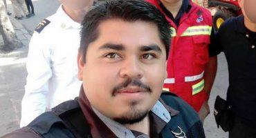Hallan cuerpo del fotoperiodista Édgar Esqueda en San Luis Potosí