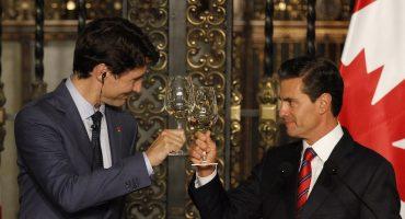 Preparen los memes: habrá reunión EPN-Trudeau en Cumbre de las Américas