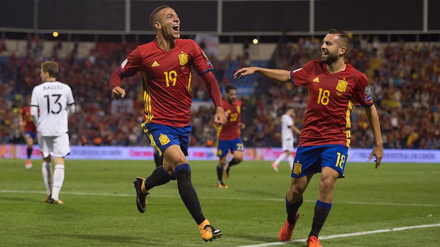 España clasifica al Mundial y los demás resultados de las Eliminatorias
