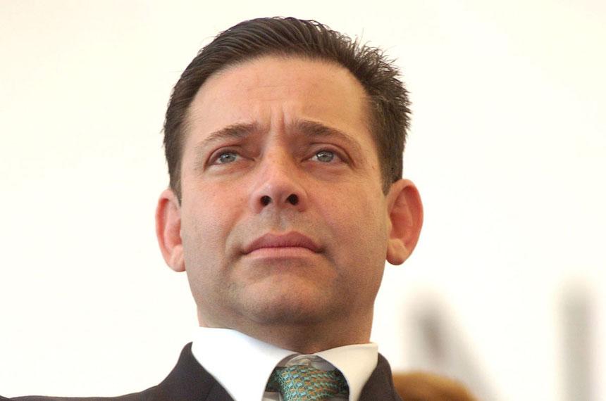 Eugenio Hernández, exgobernador de Tamaulipas