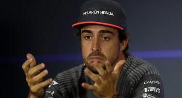 Tendremos un año más de Fernando Alonso, pero con McLaren...
