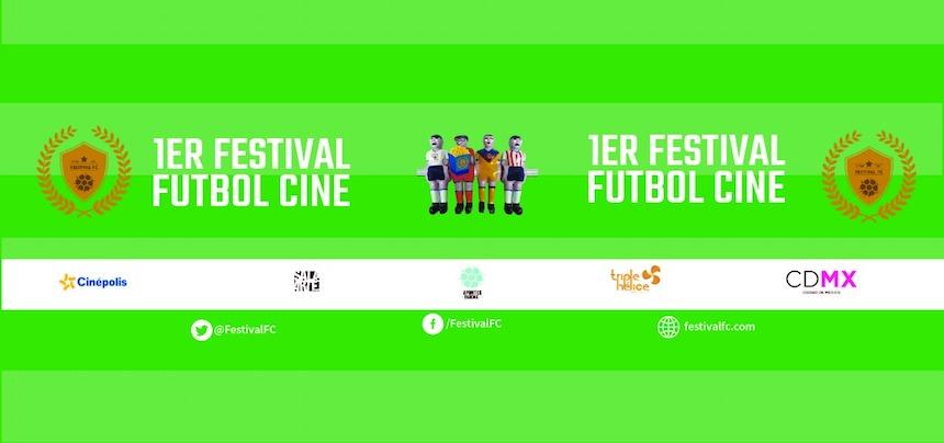 ¿Qué es el Festival Futbol Cine y por qué rifa?