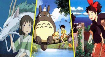 ¡Chihiro, Totoro y más filmes de Studio Ghibli en los cines de México!