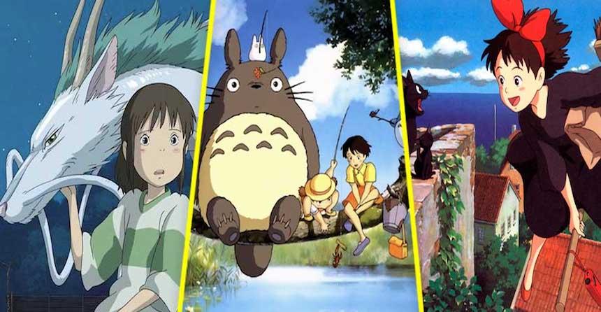 Películas de Studio Ghibli en México