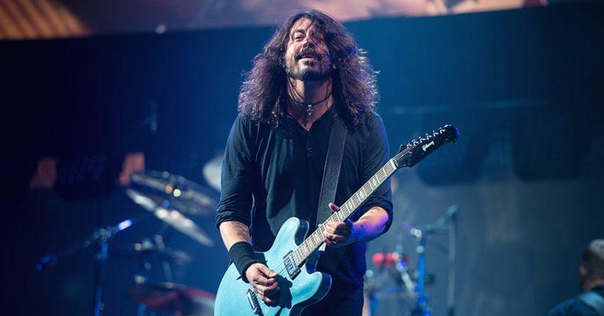 """""""Soldier"""", la canción que Foo Fighters no incluyó en su nuevo disco y que puedes escuchar ahora"""
