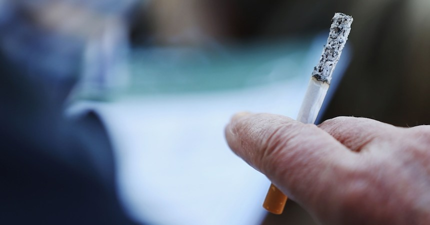 Fumadores activos