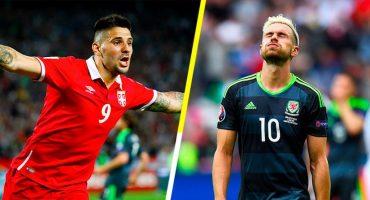 Gales se queda fuera del Mundial, Serbia adentro y los demás resultados de la UEFA