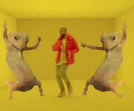 Dave el gecko - Drake