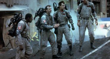 ¿Dan Aykroyd habla de una posible serie de los Ghostbusters?