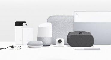 Checa los 4 nuevos dispositivos que acaba de presentar Google