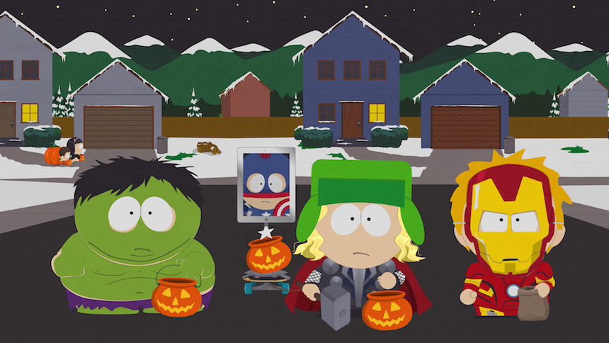 South Park Disfraces de Halloween