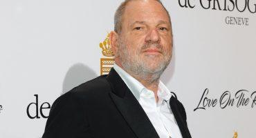 Oficialmente, la Academia ha expulsado a Harvey Weinstein