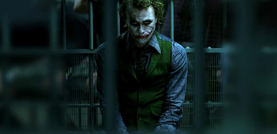 ¡Ay! Heath Ledger pedía que lo golpearan en el set de The Dark Knight