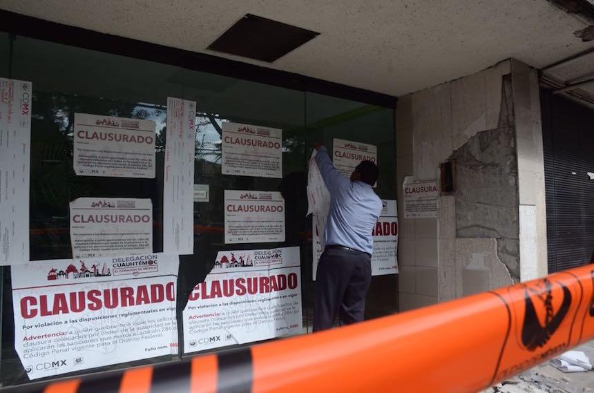 Demolerán helipuerto ilegal en la Condesa