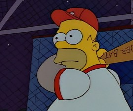 Homer at the Bat cumple 25 años y Fox lo celebrará con un documental ¡imperdible!