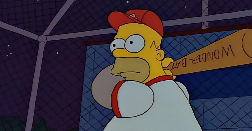 Homer at the Bat cumple 25 años y Fox lo celebrará con un documental ¡imperdible!