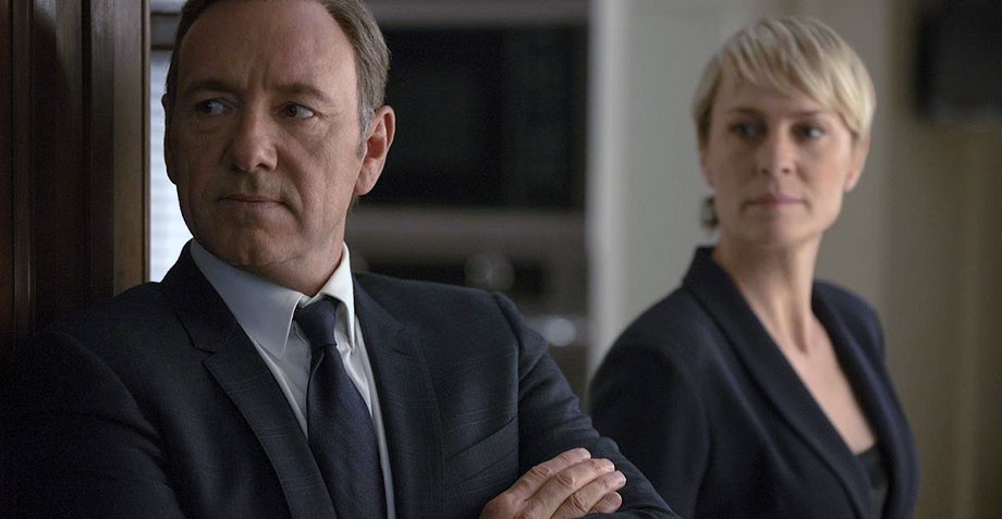 Netflix suspende producción de la 6ta temporada de 'House of Cards'