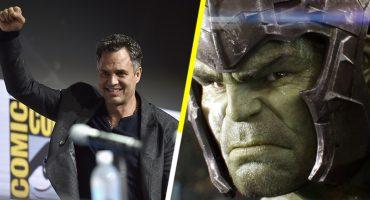 Thor Ragnarok es el inicio del crecimiento de Hulk según Mark Ruffalo