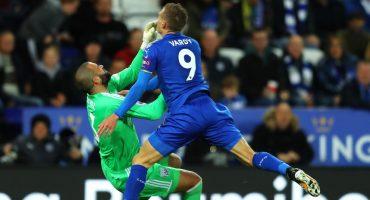 El Leicester no puede con el West Bromwich y se hunde en puestos de descenso
