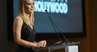Jennifer Lawrence también habla sobre las humillaciones en su carrera