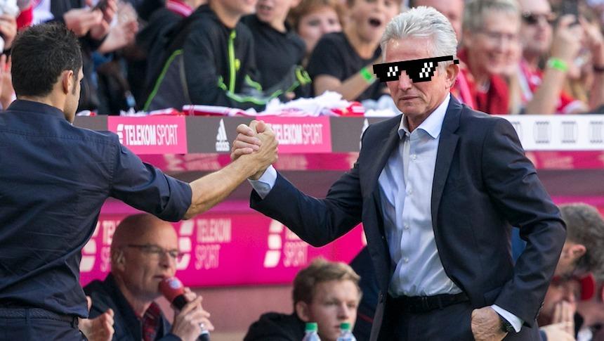 El Bayern Múnich luce arrollador en el regreso de Jupp Heynckes