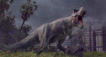 Prepárense a jugar con dinosaurios en Jurassic World Evolution