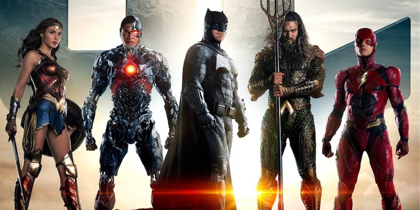 Justice League - Equipo de Superhéroes