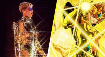 Existe un nuevo Caballero del Zodiaco y es... ¿Katy Perry?