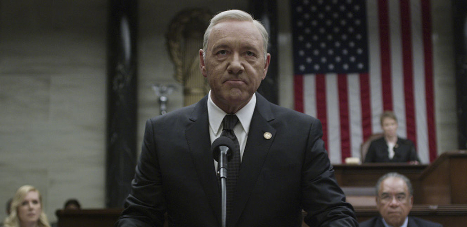 ¡Adiós, House of Cards! Netflix cancela una de sus series estrella por acusaciones de abuso sexual